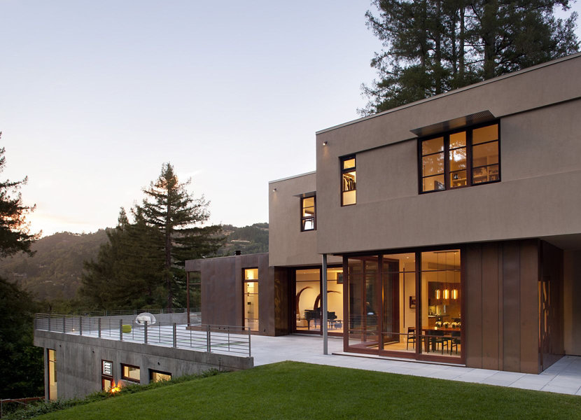 Mill Valley Residence Exterior