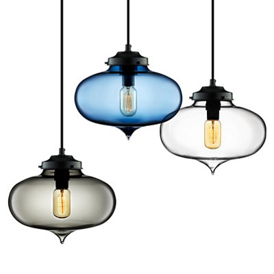 60 Watt Maximum Bulb Pendant Lighting