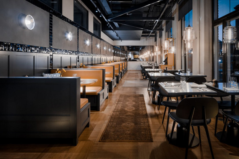 Modern Restaurant Pendant Lighting