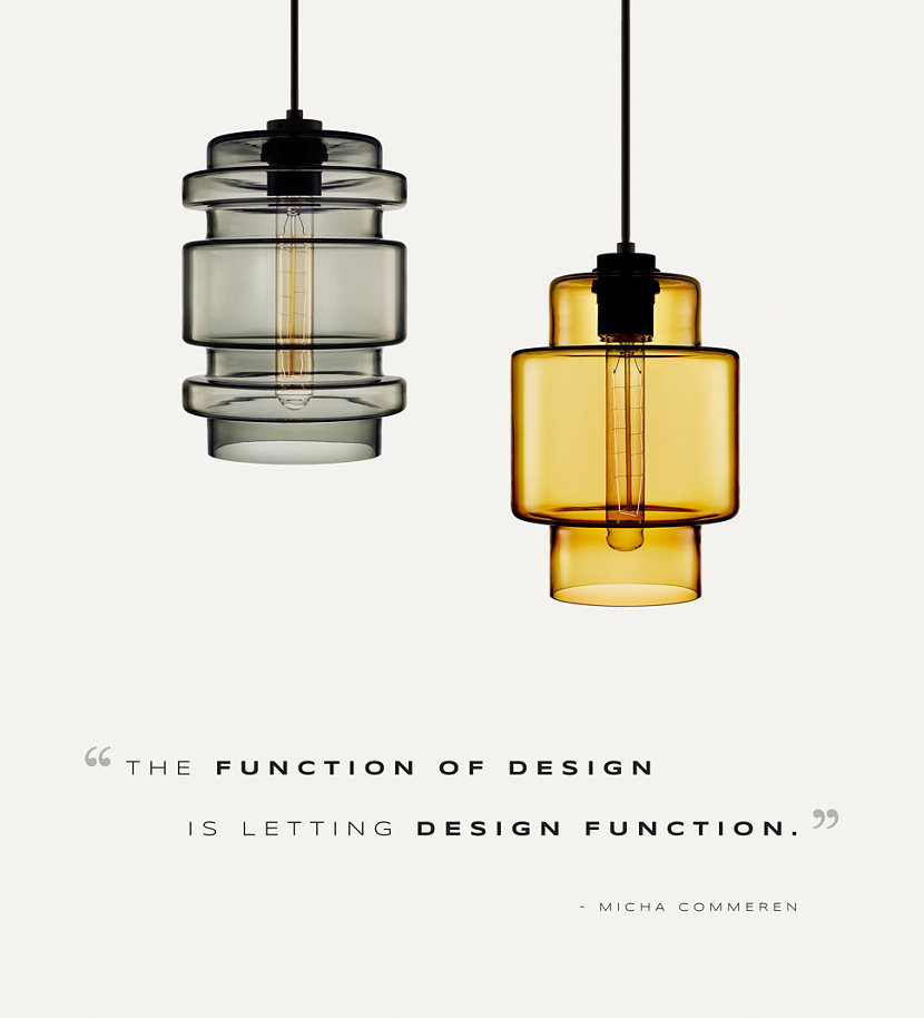 Delinea and Axia Modern Pendant Lights