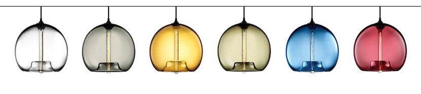 Niche Pendant Lights - Stamen