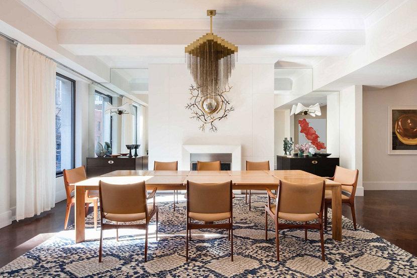 Nicole Fuller Interiors Dining Room