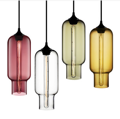 Niche's modern pendant lighting