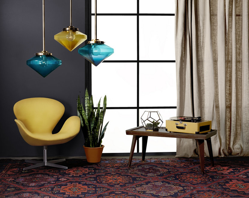 modern lighting designed by artisan design studio
