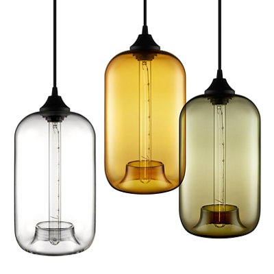 The Pod Modern Pendant Light