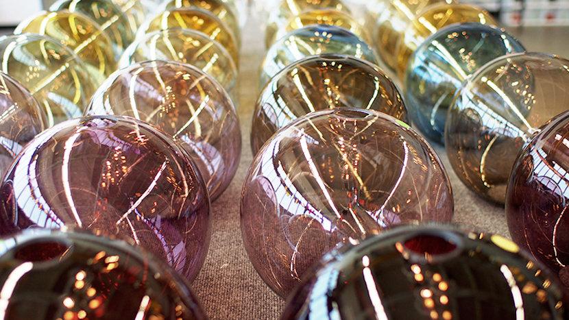 Niche Modern Glass Colors