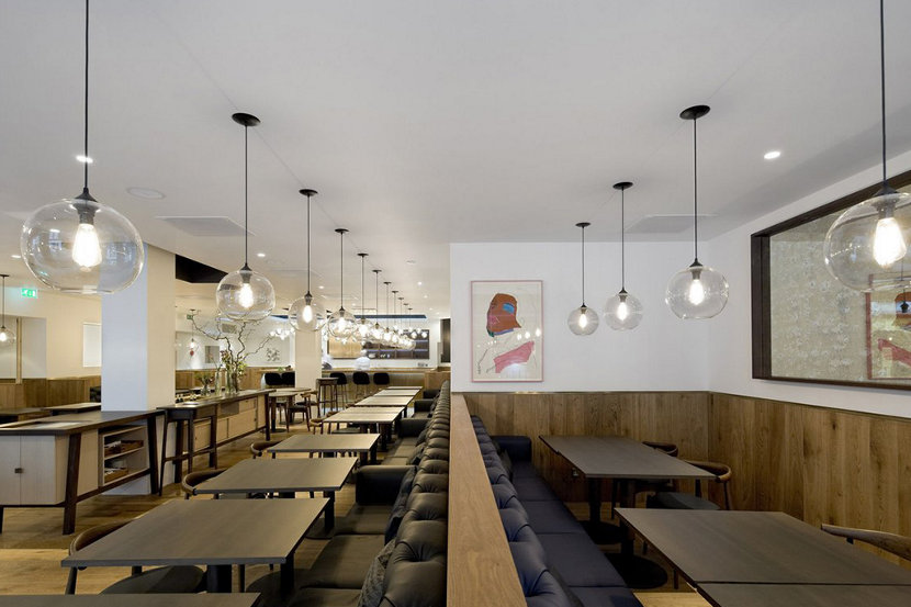 6 Restaurant Pendant Lighting Installations That Look Good