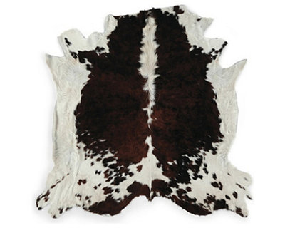 Modern Living Room - Spinneybeck Cowhide Rug