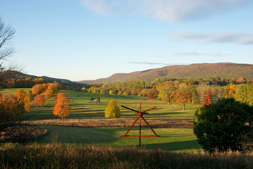 Visit the World's leading Sculpture Park at Storm King Art Center