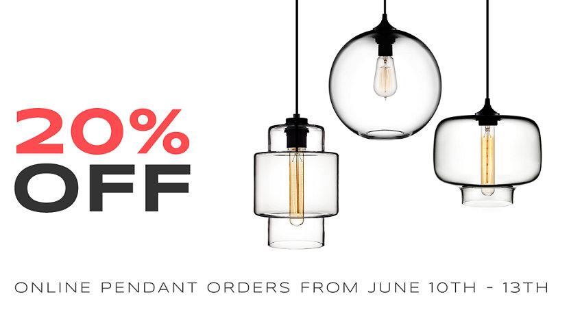 modern pendant lighting online sale