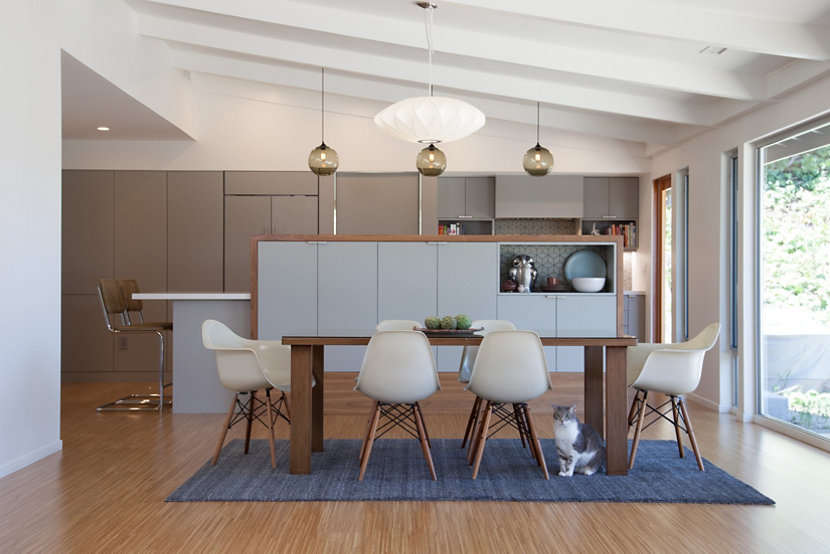 Smoke Solitaire Pendants Included in the Final Vision of California Home