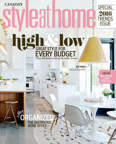Modern Kitchen Island Lighting Inside Style At Home Magazine
