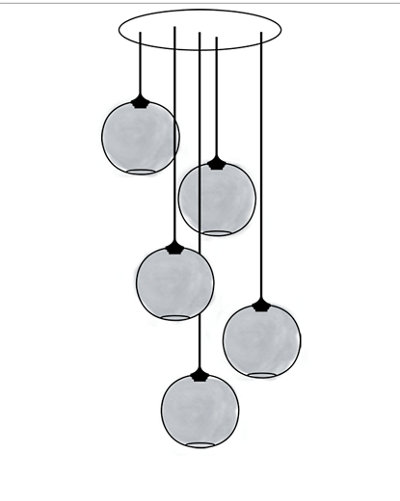 Glass Pendant Lighting Sale - All Canopies