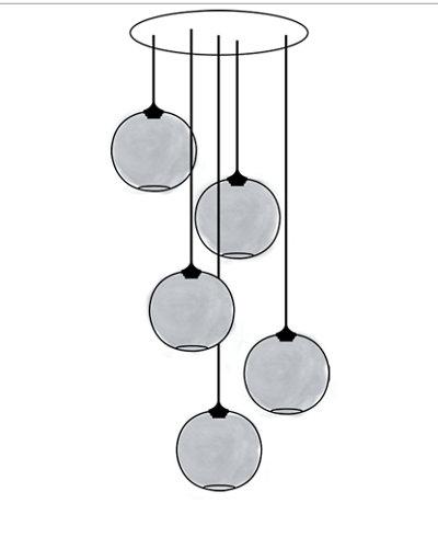 Glass Pendant Lighting Sale - All Canopies