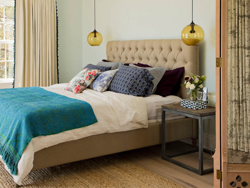 5 Times Bedside Pendant Lighting Looked Better Than A Table Lamp