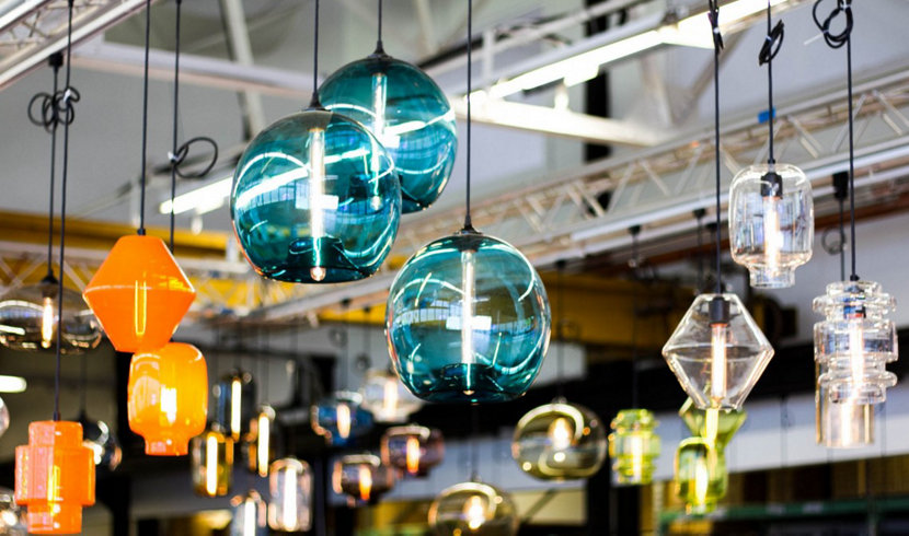 Handcrafted America Tour Starts at New York Glass-Blowing ...