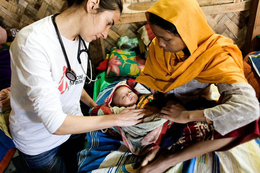 Doctors Without Borders Provide Medical Care to Millions of People
