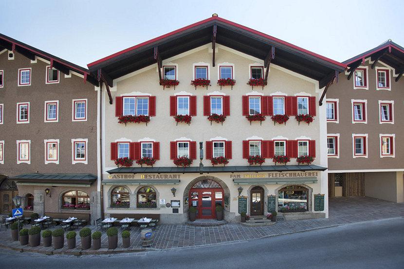 Hotel Dollerer Exterior