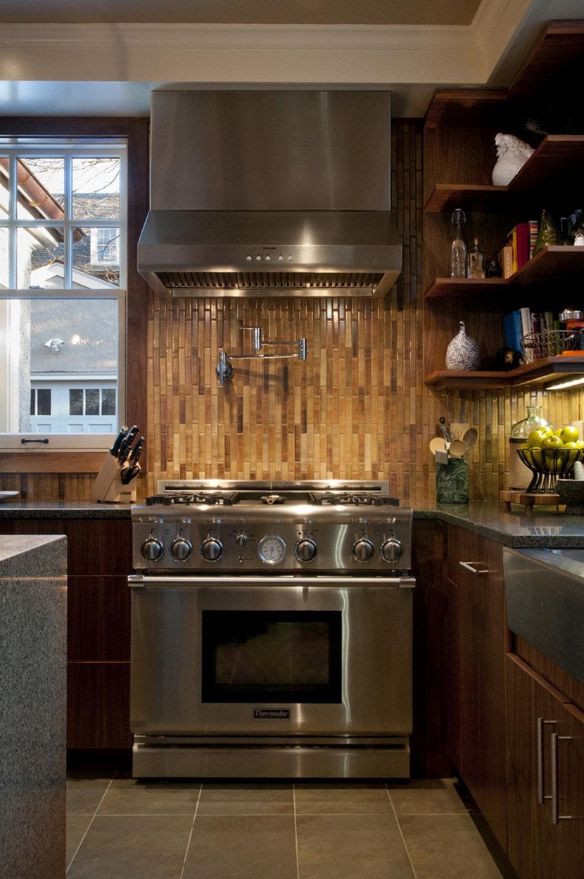 Boston Kitchen Details