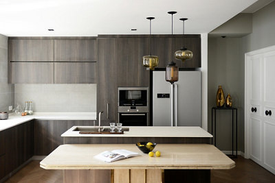 Modern Lighting Project Pages - Kitchen Lighting