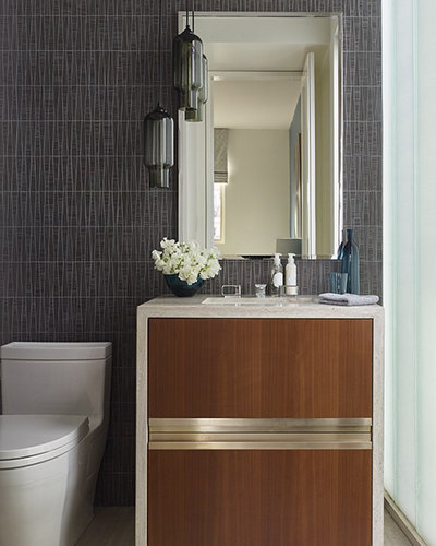 bathroom modern lighting. bathroom modern lighting adds to manhattan beach homeu0027s artful interior