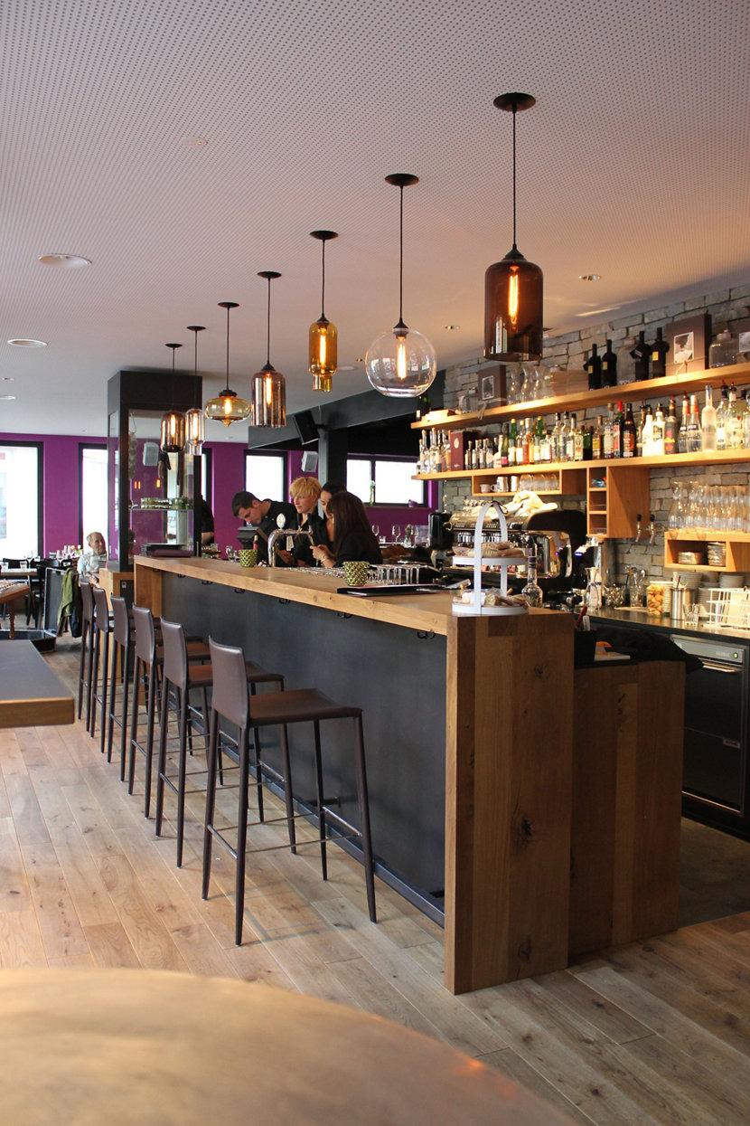 Switzerlands gass 17 sports niche modern restaurant pendant lights aloadofball Gallery