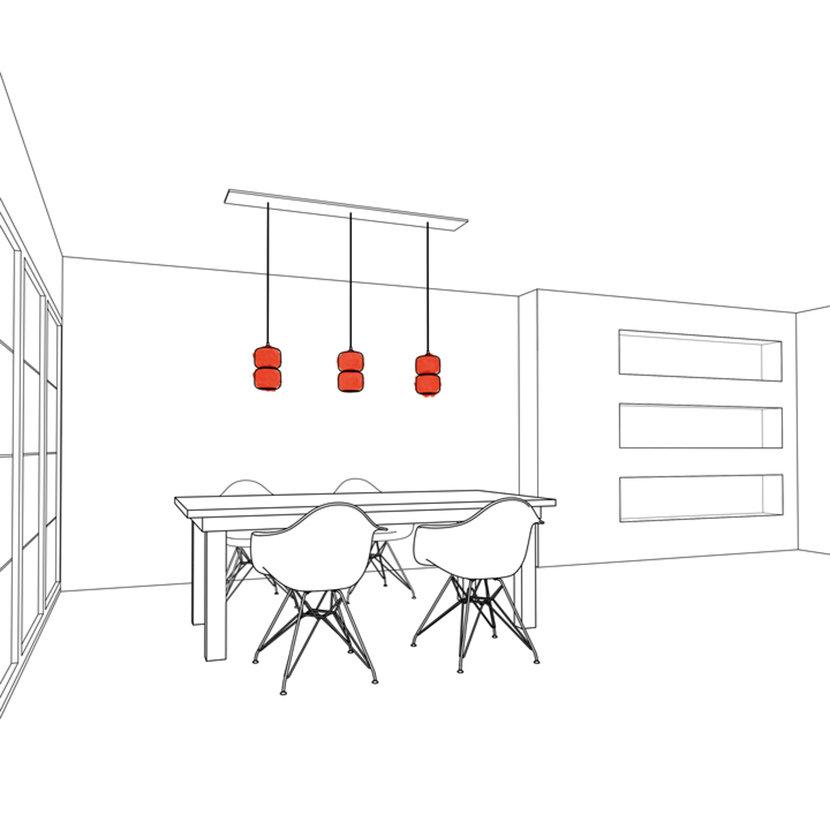 Dining Room Modern Pendant Lighting