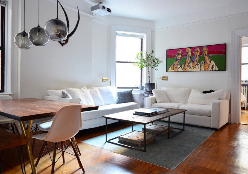 Table Pendant Lighting Adds To New York City Homes Unique