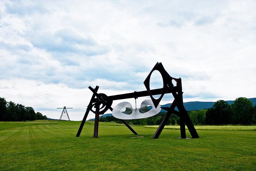 Storm King Art Center sculpture