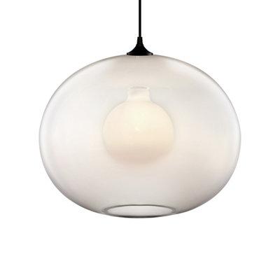 Opaline Terra Modern Pendant Light